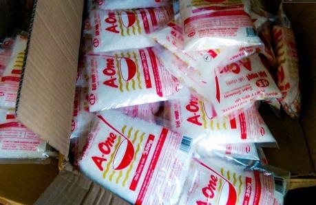 Quảng Nam phát hiện tụ điểm sản xuất bột ngọt A-one giả số lượng lớn 
