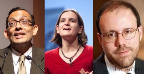"""Ba nhà kinh tế học người Mỹ """"ẵm"""" giải Nobel Kinh tế 2019"""
