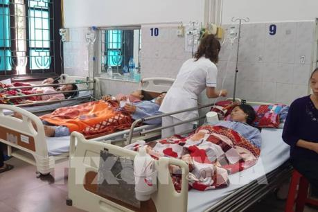 20 công nhân bị ngộ độc khí tại Công ty Golden Victory Việt Nam