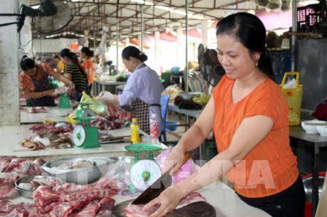Dự báo Cần Thơ có thể khan hiếm thịt lợn vào dịp cuối năm