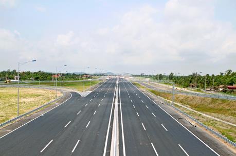 Xây dựng đường cao tốc Thành phố Hồ Chí Minh - Mộc Bài