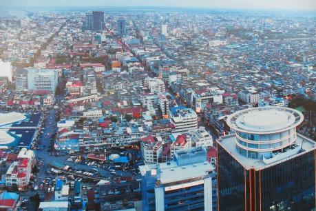 Trung Quốc đầu tư hàng đầu vào xây dựng, bất động sản của Campuchia