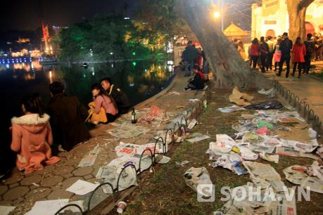 Hà Nội sẽ mở rộng việc ghi hình xả rác ở các khu phố cổ