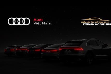 Audi sẽ ra mắt loạt sản phẩm mạnh nhất từ trước tới nay tại VMS 2019