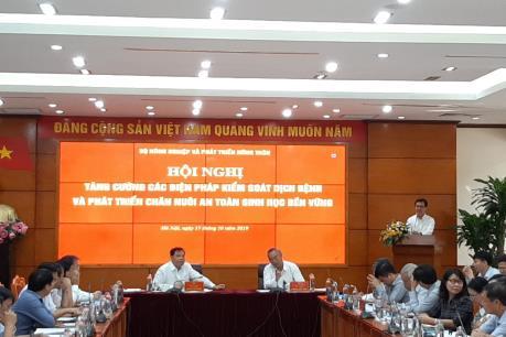 Bộ trưởng Nguyễn Xuân Cường: Tổng thể sẽ không thiếu nguồn cung thực phẩm