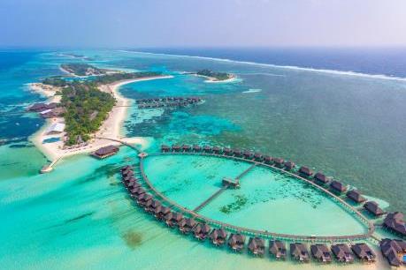 Maldives mở cửa trở lại các khu nghỉ dưỡng dù số ca COVID-19 vẫn tăng