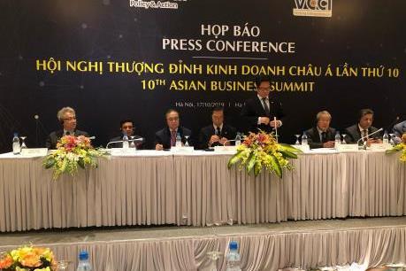 Hội nghị ABS lần thứ 10: Châu Á siêu kết nối vì sự phát triển bền vững