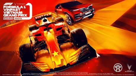 VinFast tài trợ chặng đua F1 Việt Nam: Non trẻ nhưng không non gan!