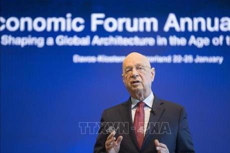 WEF công bố chủ đề Davos 2020 hướng tới một thế giới gắn kết và bền vững hơn