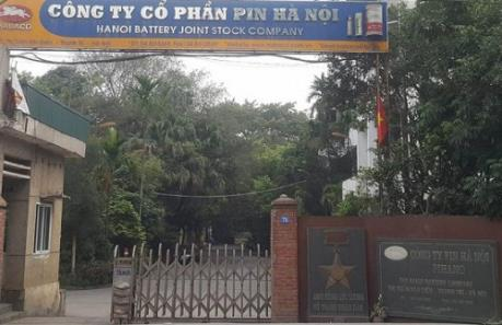 Pin Hà Nội tạm ứng cổ tức 15%