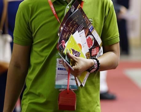 """Saigontourist dừng hợp tác với đối tác cung cấp ấn phẩm in hình """"đường lưỡi bò"""""""