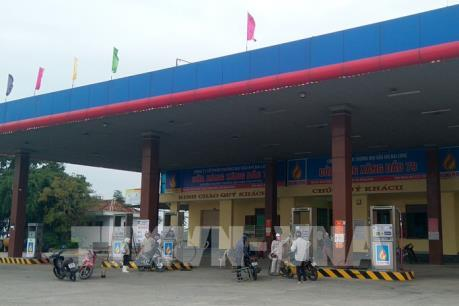 Xăng đổi màu lắng cặn sau 3-4 ngày tại Quảng Bình: Các chỉ số nằm trong giới hạn
