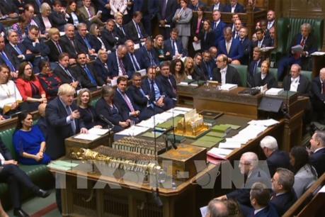 Hàng chục nghìn người tuần hành ở London đòi tổ chức cuộc trưng cầu dân ý mới