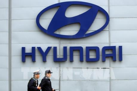 Hãng ô tô Huyndai Hàn Quốc vượt mốc doanh thu 100.000 tỷ won