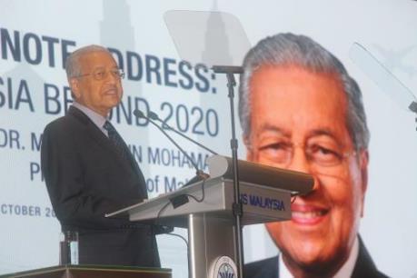 Thủ tướng Mahathir cảnh báo khả năng Malaysia bị trừng phạt thương mại