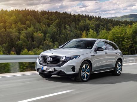 Mercedes-Benz sẽ tung mẫu xe điện đầu tiên tại Hàn Quốc