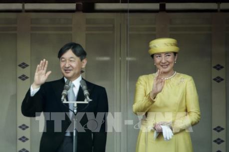 Nhật Bản hoàn tất chuẩn bị cho lễ đăng quang của Nhật hoàng Naruhito