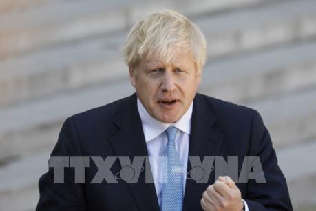 Thủ tướng Johnson: Anh sẵn sàng đối phó làn sóng COVID-19 thứ 2