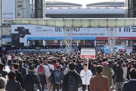 Triển lãm Ô tô Tokyo lần thứ 46 phô diễn các phát minh sáng tạo