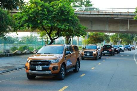 Ford Việt Nam công bố doanh số bán lẻ quý III/2019 tăng 55,4%