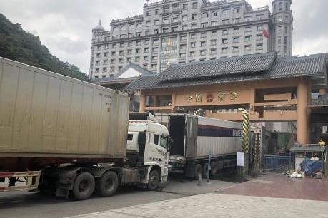 Nhiều cửa khẩu phụ tại Lạng Sơn vẫn chưa thể mở cửa