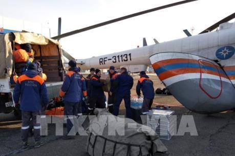 Tìm thấy két chứa 18 kg vàng sau vụ vỡ đập tại Nga