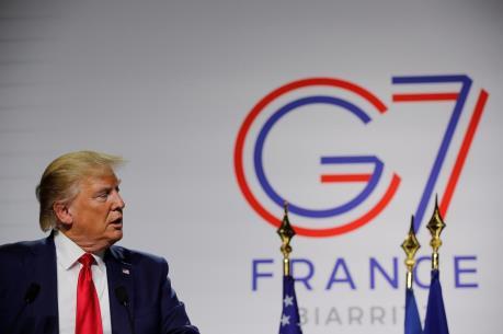 Cố vấn thương mại và G7 của ông Trump sẽ rời Nhà Trắng
