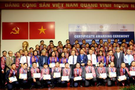 Tp. Hồ Chí Minh trao chứng chỉ kỹ sư chuyên nghiệp ASEAN
