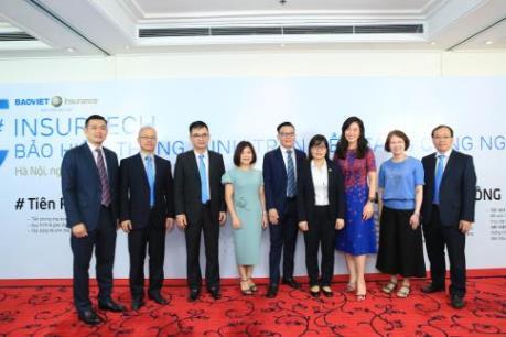 Bảo Việt ra mắt bảo hiểm thông minh trên nền tảng công nghệ số