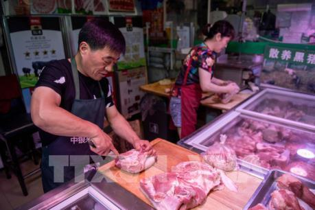 Trung Quốc: Giá thịt lợn lên cao, lợi nhuận doanh nghiệp tăng vọt