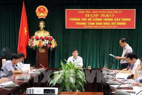 Sập giàn giáo công trình TTVH Xứ Đông: Nhà thầu cam kết đảm bảo quyền lợi người lao động