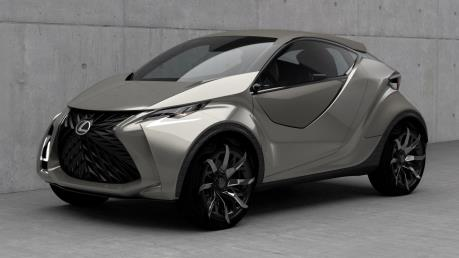 """Lexus sẽ """"trình làng"""" mẫu ô tô điện đầu tiên vào năm 2020"""