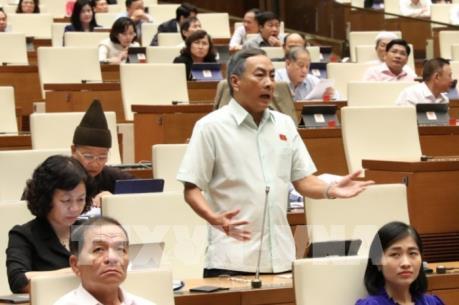 Bên lề Quốc hội: Nhân tài không dựa trên học hàm, học vị