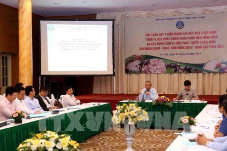 Bộ NN & PTNT lấy ý kiến về việc thực hiện chiến lược phát triển chăn nuôi