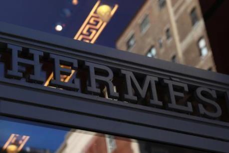 Hermes tăng trưởng ấn tượng nhờ sức mua tại thị trường Trung Quốc