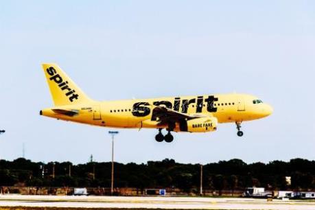 Spirit Airlines sẽ mua 100 máy bay A320neo của Airbus
