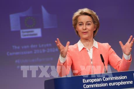 Chủ tịch EC đề nghị Anh phải cử cao ủy tới Brussels nếu muốn trì hoãn Brexit
