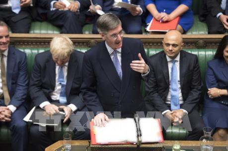 Vấn đề Brexit: Quốc hội Anh sẽ bỏ phiếu về khả năng bầu cử sớm