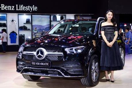 Mercedes-Benz ra mắt GLE 450 4MATIC thế hệ mới
