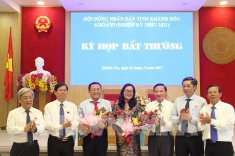 Ông Lê Hữu Hoàng được bầu giữ chức vụ Phó Chủ tịch UBND tỉnh Khánh Hòa