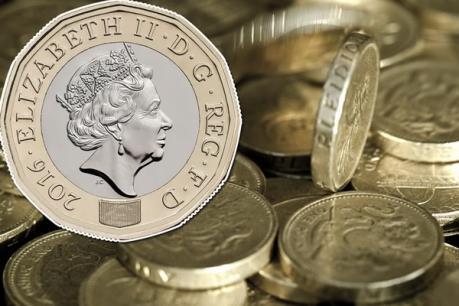 Bộ Tài chính Anh tạm dừng sản xuất đồng xu Brexit