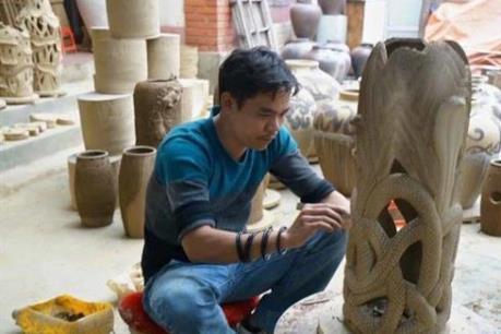 Thăm làng gốm Hương Canh 300 tuổi