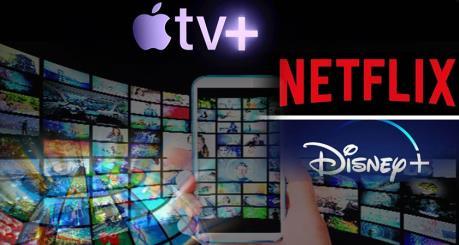 Apple và Disney hướng tới cạnh tranh với Netflix về truyền hình Internet