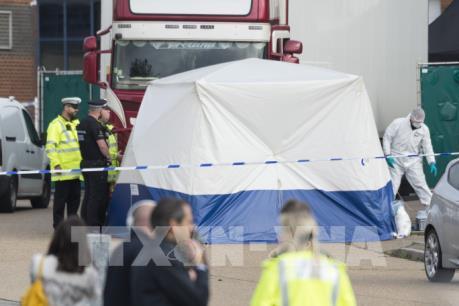Vụ 39 thi thể trong xe tải ở Anh: Tòa án Ireland phê chuẩn lệnh dẫn độ nghi phạm sang Anh