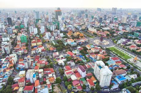 Bất động sản ở Campuchia: Sức mua cao ở phân khúc nhà đất và chung cư