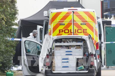 Vụ 39 thi thể trong xe tải ở Anh: Thông điệp của Đại sứ Anh Gareth Ward tại Việt Nam