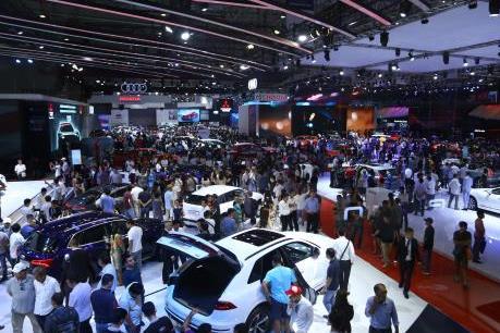 Triển lãm Ô tô Việt Nam 2019 thu hút hơn 206.000 lượt khách tham quan