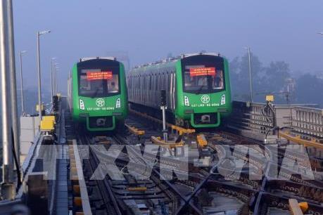 Sẽ vận hành thử toàn hệ thống tuyến Cát Linh-Hà Đông trong 20 ngày