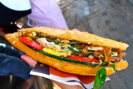 Bánh mì Việt Nam mê hoặc cả thế giới