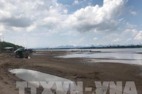 MRC: Mực nước sông Mekong vẫn thấp hơn so với cùng kỳ của hai năm trước
